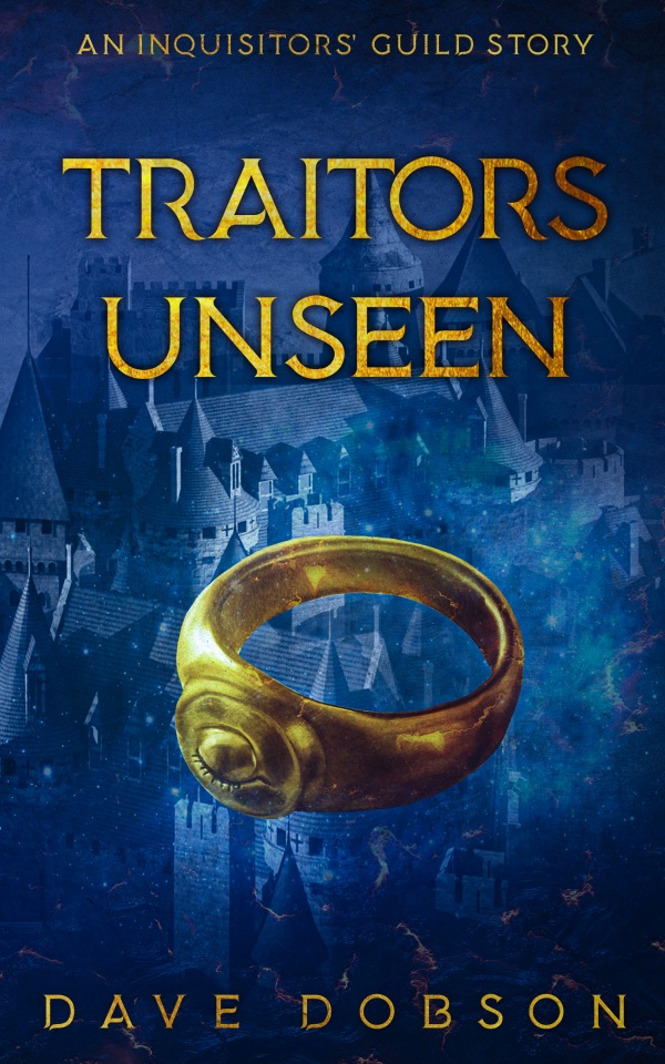 Traitors Unseen book cover