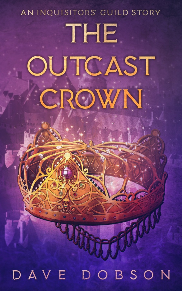 Book Cover for The Outcast Crown
